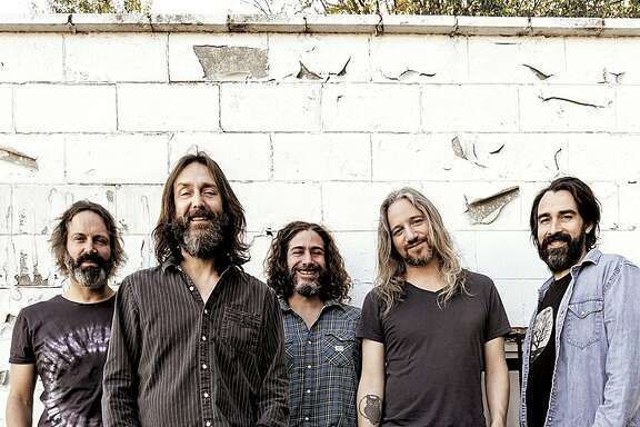 "The Chris Robinson Brotherhood plays the Fillmore Auditorium in San Francisco Thurs. through Sat., Dec. 8-10, 2016, �in support of their new release ""If You Lived Here, You Would Be Home By Now."""