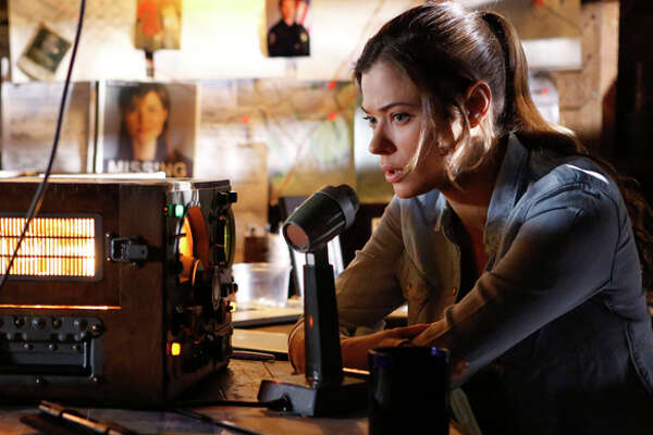 FREQUENCY      ESSENTIALLY CANCELLED:  This time-travel series based on the Dennis Quaid film was relatively well-received by critics, but not audiences. Along with  No Tomorrow,  The CW did not order more episodes. Chances for a second season are not looking great. (THE CW)
