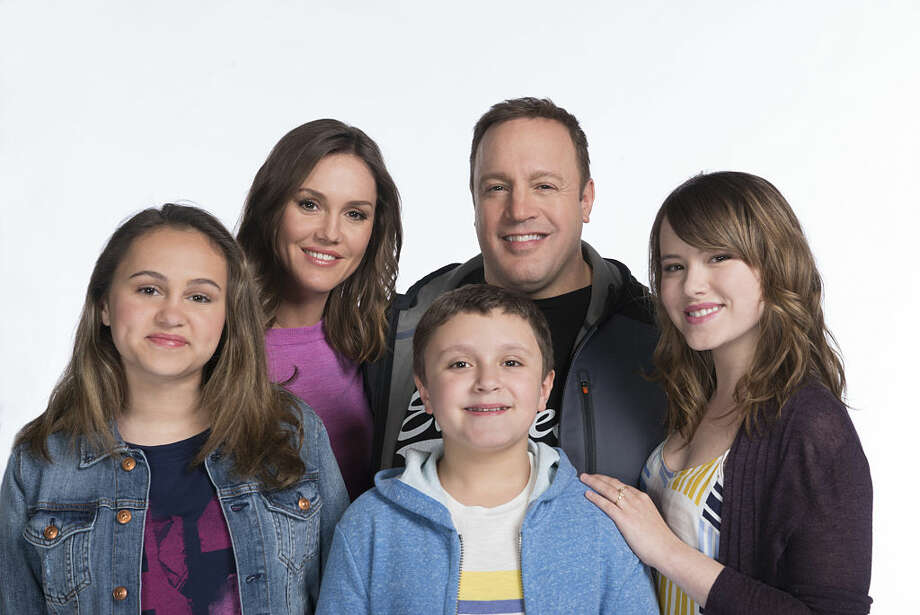 KEVIN CAN WAIT  RENEWED: The Kevin James family comedy has been renewed by CBS for a second season. (CBS) Photo: CBS Photo Archive, CBS Via Getty Images / 2016 CBS Photo Archive