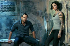 BLINDSPOT      TOSS UP:  This FBI drama was NBC's big breakout hit last season, but it has lost half of its audience and is one of NBC's worst performers in the drama category. If NBC wants to make room for new series next season,   The Blacklist  and  Blindspot  are in the most vulnerable positions, ratings-wise. (NBC)