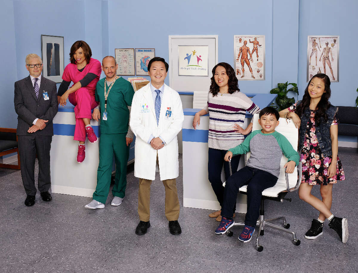 DR. KEN: CANCELLED ABC cancelled the Ken Jeong comedy after two seasons. (ABC)