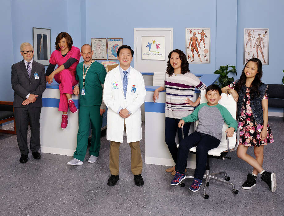DR. KEN: CANCELLED ABC cancelled the Ken Jeong comedy after two seasons. (ABC) Photo: Craig Sjodin, ABC
