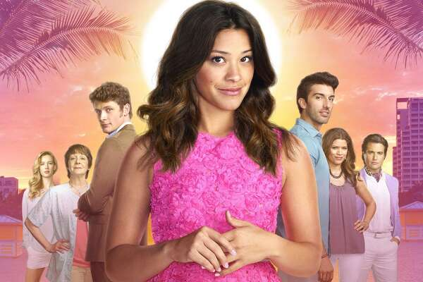 JANE THE VIRGIN       RENEWED:   Jane the Virgin  has been renewed through the 2017-2018 season on The CW. (THE CW)