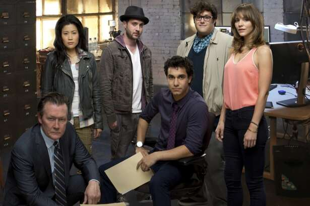 SCORPION      RENEWED:    Scorpion  has been renewed for a fourth season on CBS. (CBS)