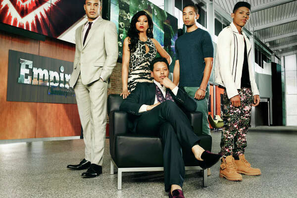 EMPIRE      RENEWED:  The family music drama has been renewed for a fourth season on Fox. (FOX)