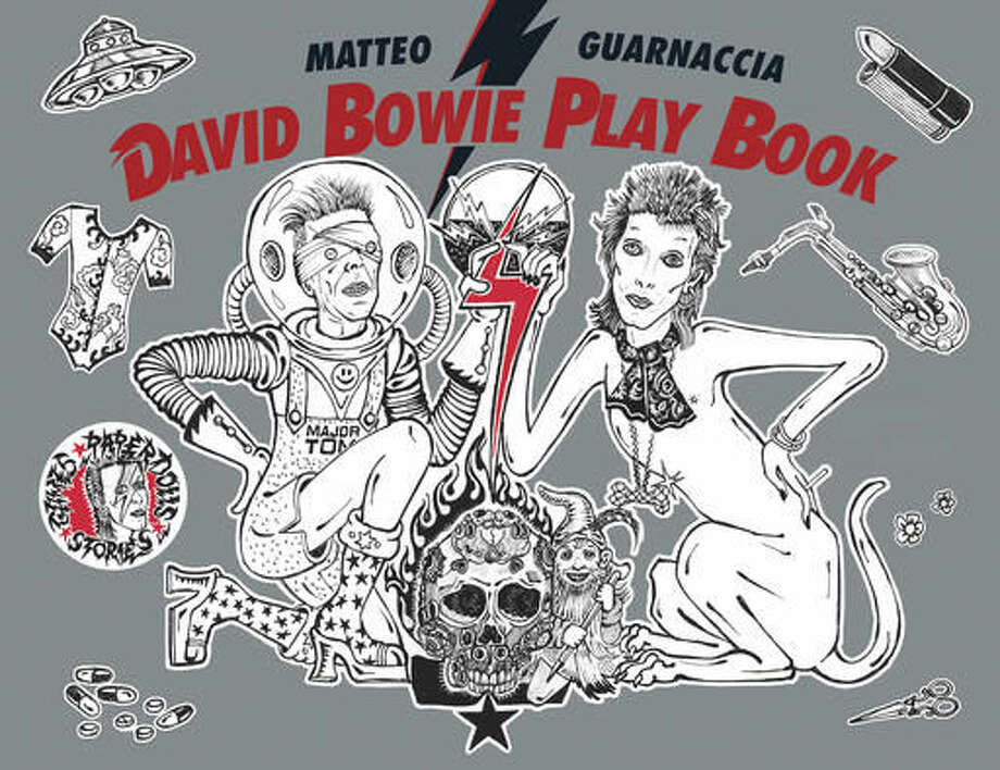 This Book Cover Image Released By Acc Art Books Shows The David Bowie Play