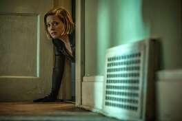 "Jane Levy reconsiders her life choices in a scene from ""Don't Breathe."""