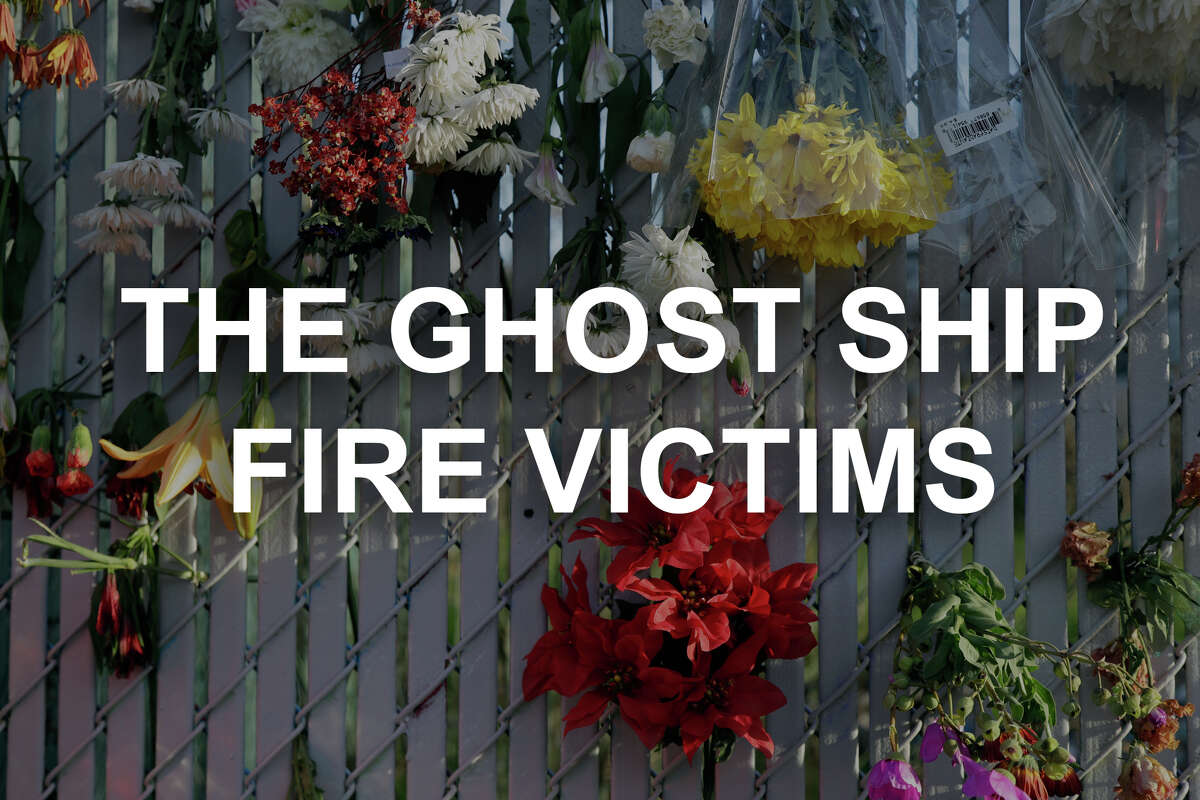 36 people perished in Oakland's Ghost Ship fire. Find out more about them in the following slides.
