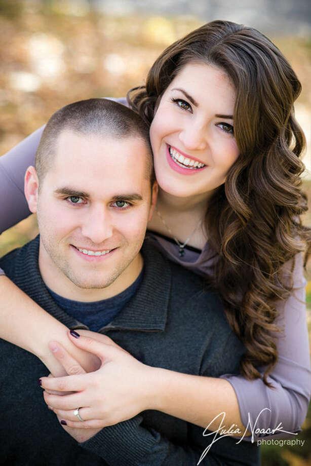 Rachel Stark and Sean O'Bannon.