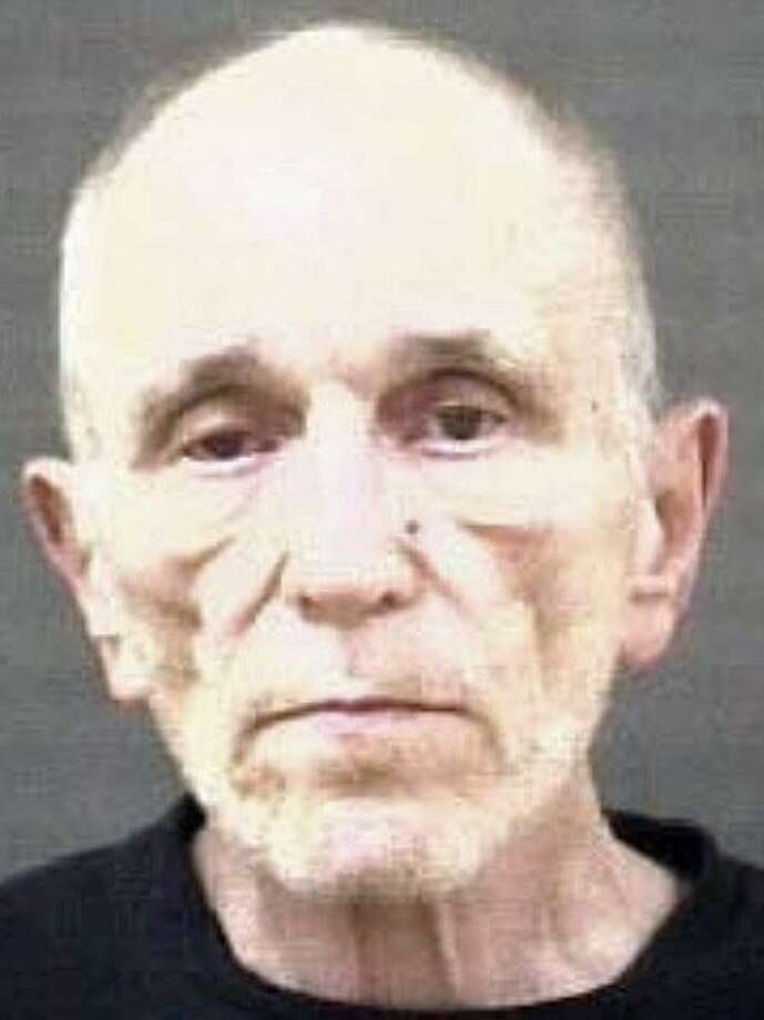 Milford police have arrested a 72-year-old New York man wanted to failure to register as a sex offender. Herbert Arnold was wanted by the Broome County. N.Y. sheriff's office. Police said Arnold was convicted for the rape and murder of a 16-year-old victim. Photo: Milford Police Department