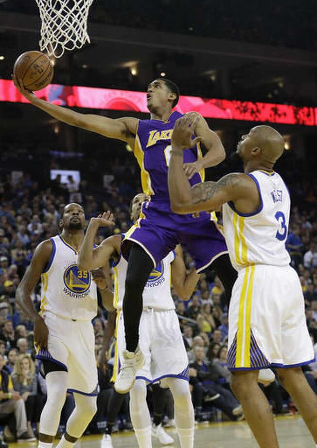 7238690d8577 Los Angeles Lakers  Jordan Clarkson