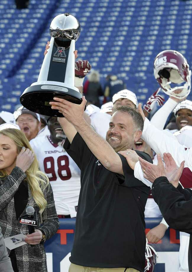 The American Athletic Conference 2017 pre-season football poll is out. Click ahead to see where your favorite team is predicted to finish. Photo: Nick Wass /Associated Press / FR67404 AP