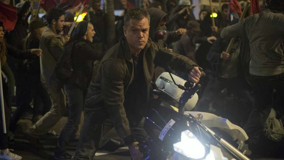 """Director Paul Greengrass and actor Matt Damon are back together again in """"Jason Bourne"""" after defecting from the last Bourne movie, and this time things are exactly the same as always."""