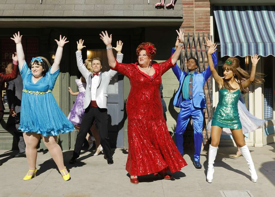 """Hairspray Live!"" will be the fourth live musical NBC has presented during the holiday season. Photo: NBC / 2016 NBCUniversal Media, LLC"