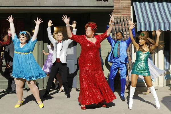 """""""Hairspray Live!"""" will be the fourth live musical NBC has presented during the holiday season."""