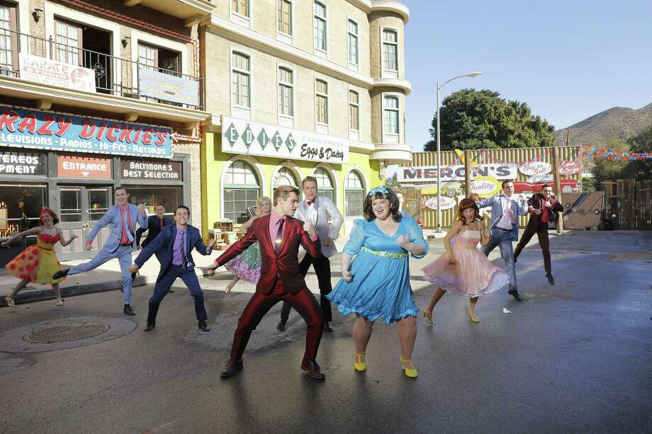 'Hairspray Live!' finished first for the night nationally, but in San Antonio, it was edged out by 'Criminal Minds' as Wednesday's most popular prime-time show. Photo: NBC / 2016 NBCUniversal Media, LLC
