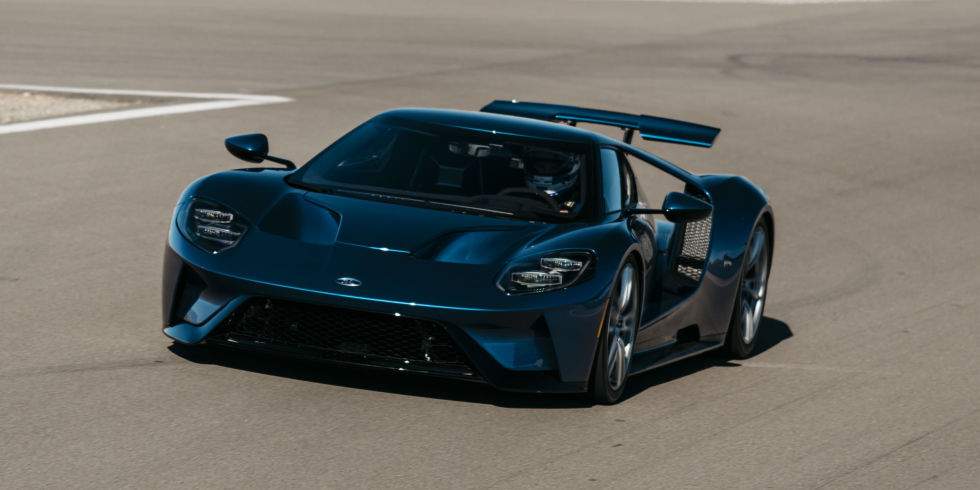 Report  Ford Gt Carries  Plus Horsepower With Style Houston Chronicle