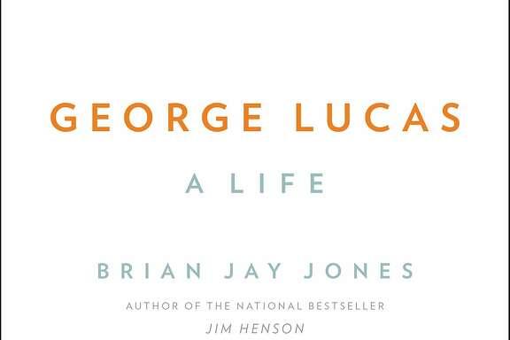 """George Lucas: A Life"""