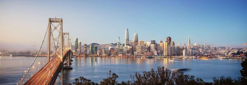 will sf have the best skyline in america sanfrancisco rh reddit com