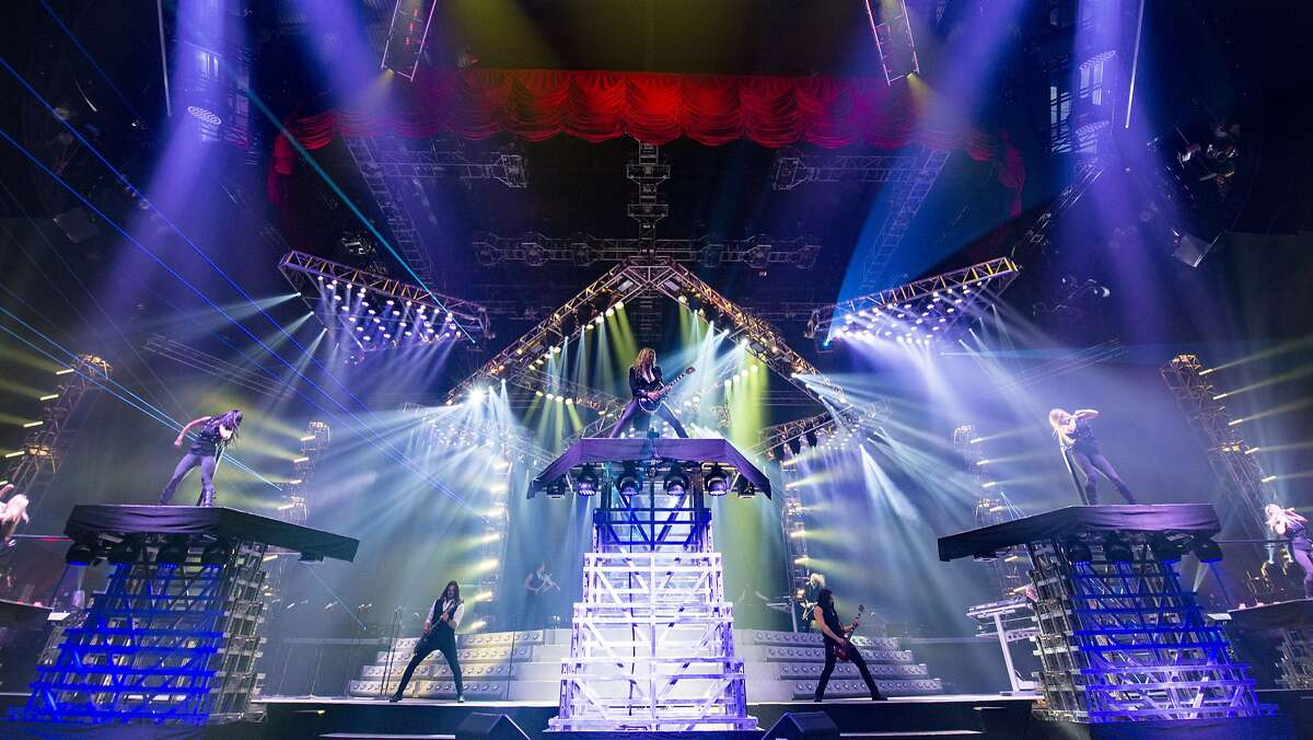 Trans-Siberian Orchestra Dec. 23, AT&T Center