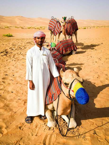 The Bedouin ship of the desert is still important in modern-day Abu Dhabi. Photo: Jill K. Robinson, Special To The Chronicle