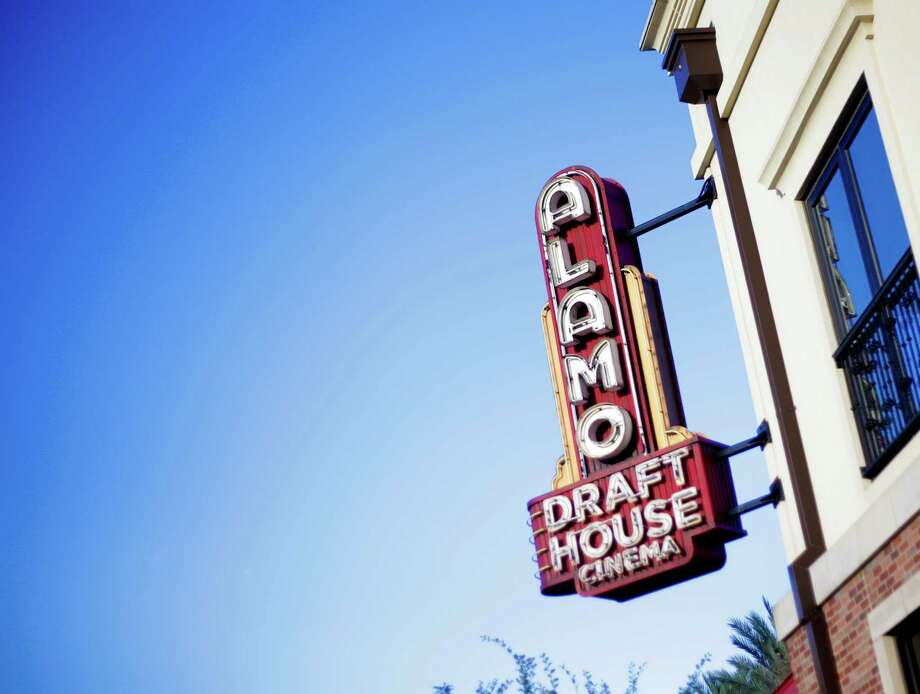 There are rumors that the Alamo Drafthouse Vintage Park location has been purchased by another movie theater, photographed on Tuesday, Dec. 6, 2016, in Houston. ( Elizabeth Conley / Houston Chronicle ) Photo: Elizabeth Conley, Staff / © 2016 Houston Chronicle