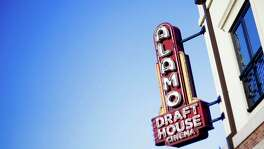 There are rumors that the Alamo Drafthouse Vintage Park location has been purchased by another movie theater, photographed on Tuesday, Dec. 6, 2016, in Houston. ( Elizabeth Conley / Houston Chronicle )
