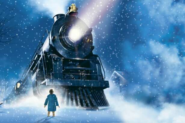 "2004: ""The Polar Express""   Smart Rating:  79.79  Starring:  Tom Hanks, Chris Coppola, Michael Jeter  Tom Hanks and director Robert Zemeckis reunite for ""Polar Express,"" an inspiring adventure based on the beloved children's book by Chris Van Allsburg. When a doubting young boy takes an extraordinary train ride to the North Pole, he embarks on a journey of self-discovery that shows him that the wonder of life never fades for those who believe."