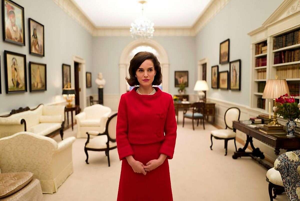 "Natalie Portman is generating Oscar buzz for ""Jackie."" MUST CREDIT: Toronto International Film Festival"