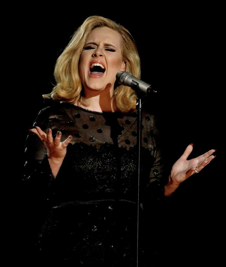 MOST DESIRABLE (Zillow)5. Adele2016 Claim to fame: Named Billboard's artist of the year for the third time Photo: Matt Sayles / AP