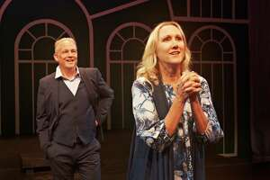 """Philip Lehl and Kim Tobin-Lehl star in """"Much Ado About Nothing."""""""