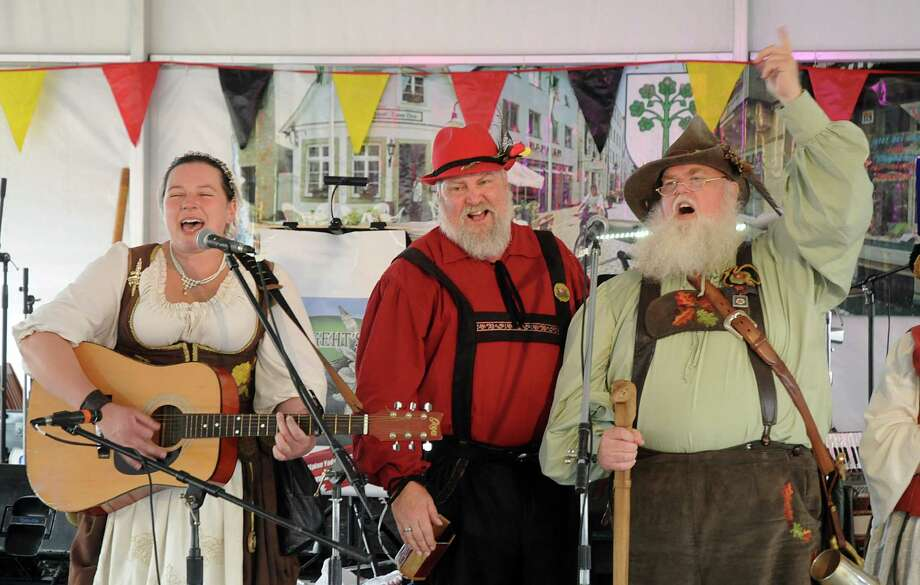 German music and cultural performances will be featured this weekend during the German Christmas Market & Festival in Tomball. Photo: David Hopper, Freelance / freelance