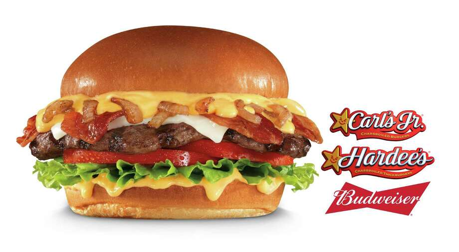The Budweiser Beer Cheese Burger