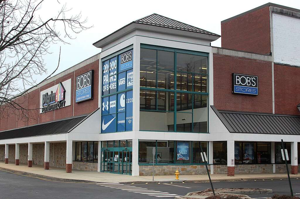 The Former Readu0027s Department Store At 114 Federal Road Was Split Into Two  Retail Spaces After