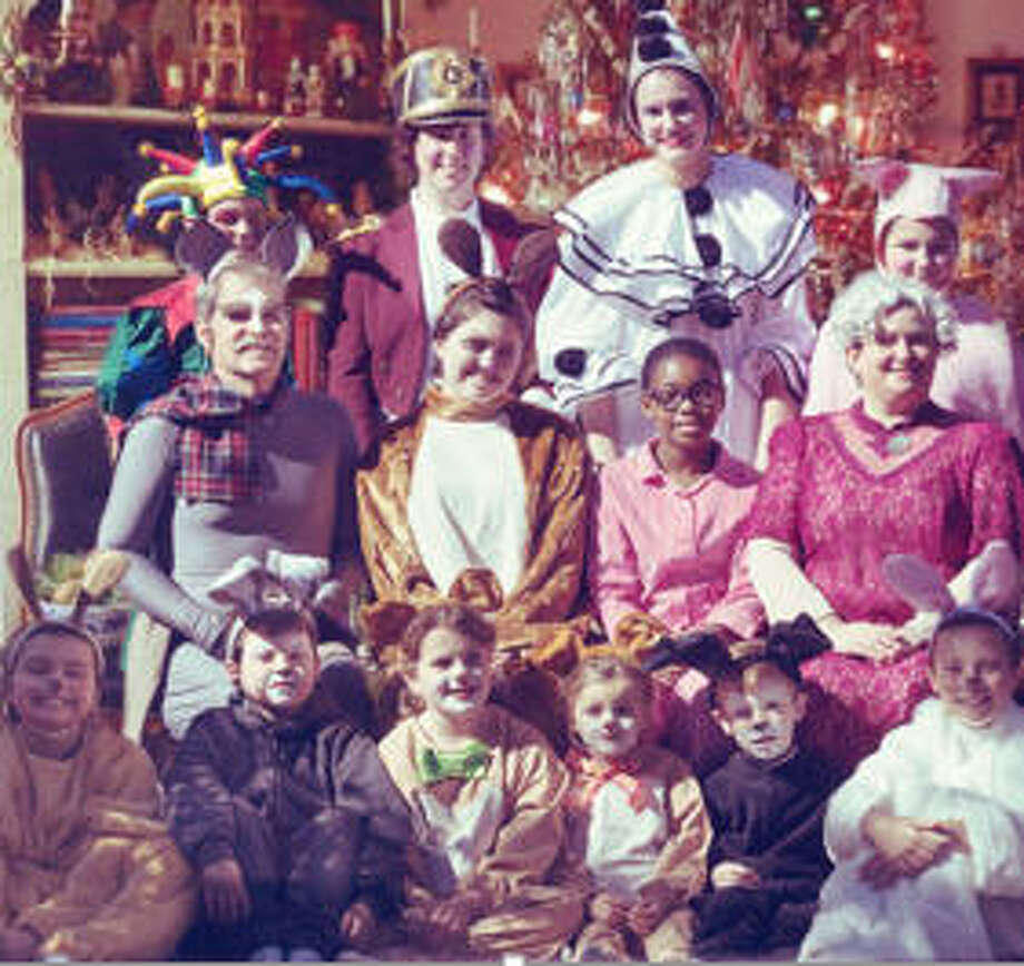 "The cast of The Company OnStage Theater's ""Velveteen Rabbit"" includes  Leah Cheshier, Sadie Grundy, Cassidy Grundy, Dylan Swartz, Daniel Wright, Abby Simmons, Abbi Rodrigue, Stephanie Kelso, Chase Green, Aniyah Carswell, Jessica Brogan, Tiernan O'Quinn, Brandon Swartz and Maddie Green. Photo: Archeya Photography"