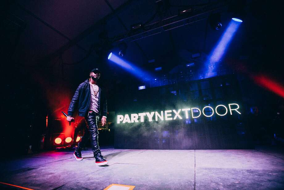 PartyNextDoor is scheduled to perform at the Masonic. Photo: Adrian Martinez