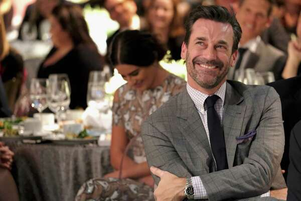HOLLYWOOD, CA - DECEMBER 07:  Actor Jon Hamm attends The Hollywood Reporter's Annual Women in Entertainment Breakfast in Los Angeles at Milk Studios on December 7, 2016 in Hollywood, California.