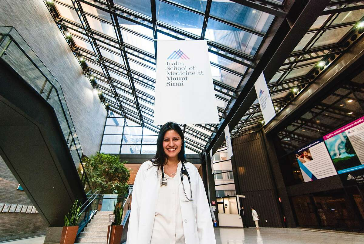 Denisse Rojas on April 22nd, 2016 at my school, Icahn School of Medicine, in New York NY.
