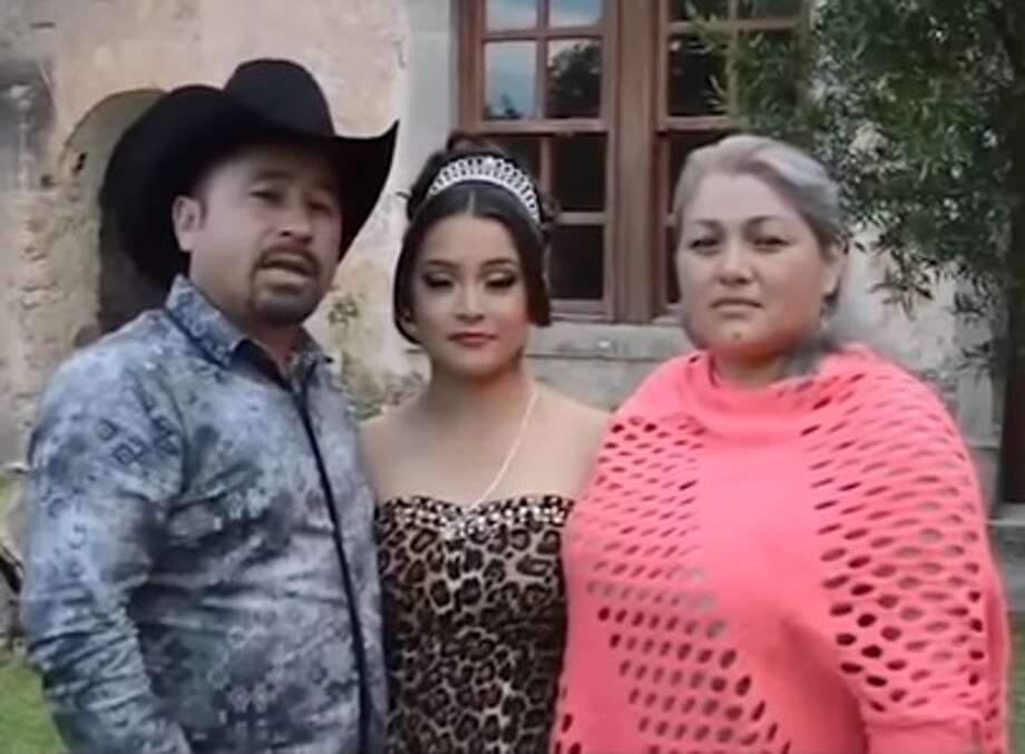 Rubi Ibarra Garcia's father made a video inviting people to her quinceanera on Dec. 26, 2016. Since it's been posted on Youtube, a fake Facebook page inviting people to the party has received more than 1.3 million RSVPs. (For loads of #RubiXV memes, scroll through the slideshow.) Photo: Youtube