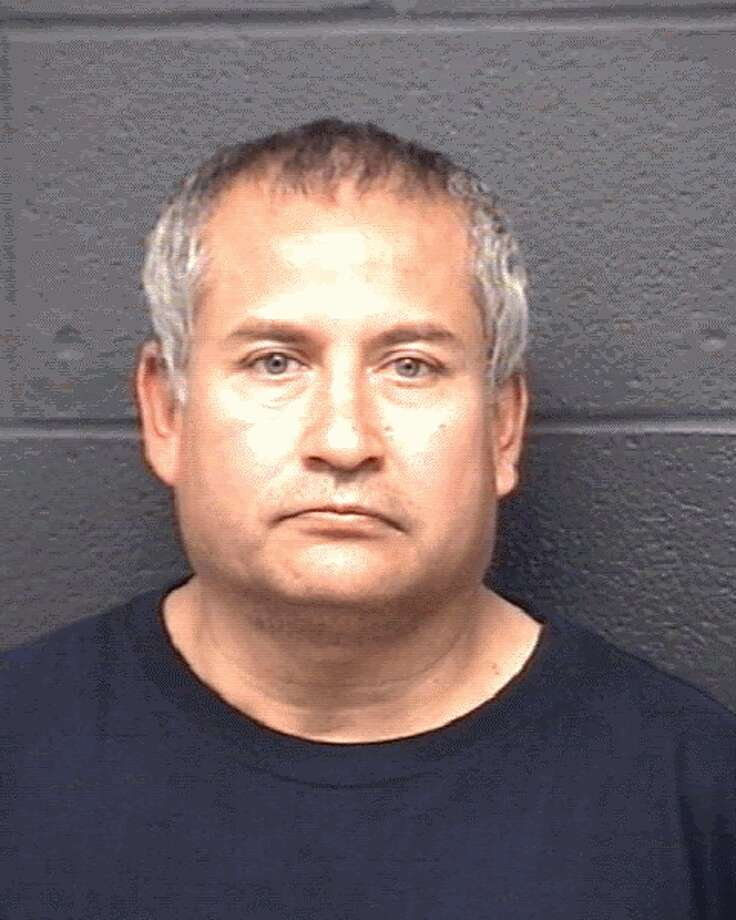 MEZA, GABRIEL (W M) (53) years of age was arrested on the charge of CRIMINAL TRESPASS (M), at 1700 N ARKANSAS AVE, at 2122 hours on 12/1/2016  Photo: Courtesy