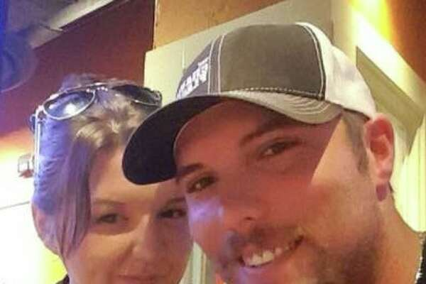 Dusty Tousha is facing a six-month recovery after being run over by a tractor on Dec. 3. Unable to speak and limited to hand-written messages since the accident, Tousha proposed marriage to his longtime girlfriend, Hunter Lisano, and she accepted.