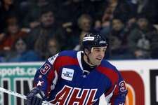 Eric Boguniecki at the 2002 AHL All-Star Game.