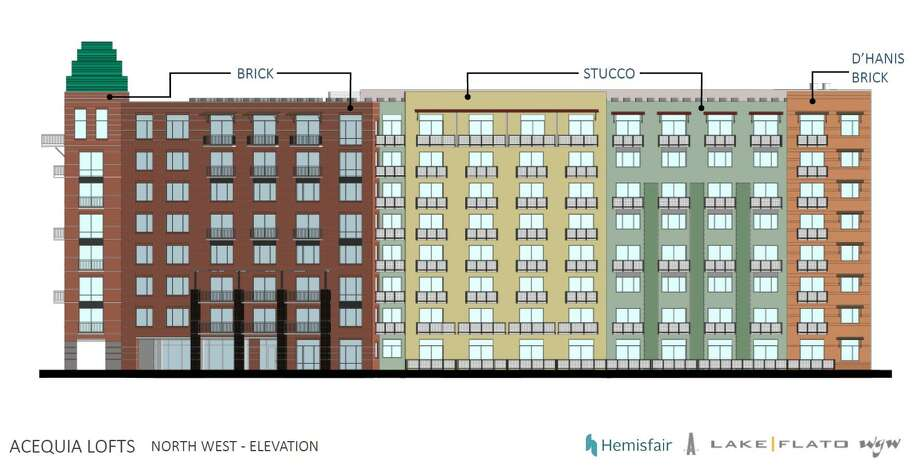Local developer David Adelman plans to start construction of the eight-story, 150-unit complex in February. Photo: Historic And Design Review Commission