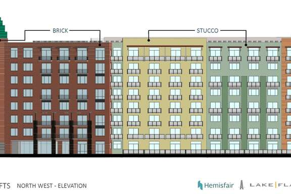 Local developer David Adelman plans to start construction of the eight-story, 150-unit complex in February.