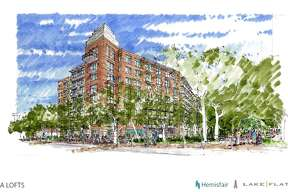 The city Historic and Design Review Commission approved plans to build a 150-unit apartment complex in Hemisfair named Acequia Lofts.