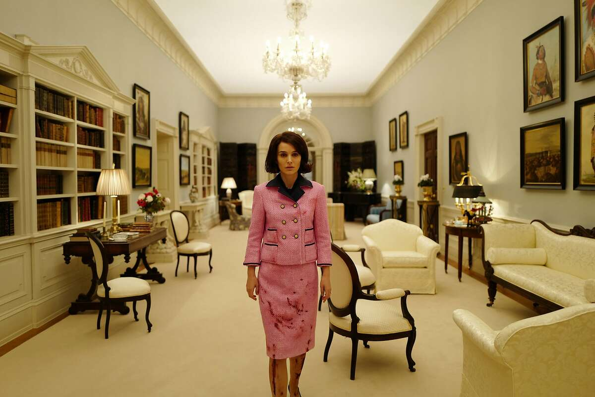"Natalie Portman as Jackie Kennedy in ""Jackie."" (Pablo Larrain/Twentieth Century Fox)"