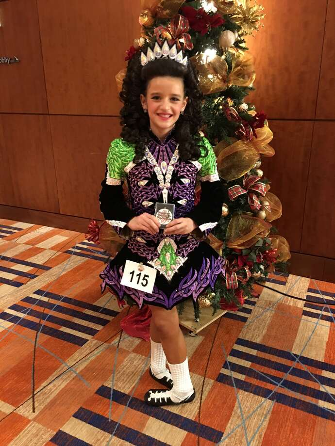 Recently, Ally Anderson competed in the 2016 Southern Region Oireachtas which is a regional Irish dance championship held in Baltimore, MD this year. The dancers compete for a chance to qualify for Nationals (held in New Orleans this year), and Worlds (held in Ireland next year). Photo: Submitted