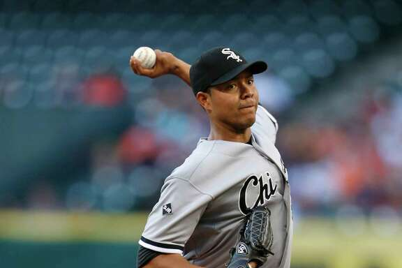 Jose Quintana, who finished 10th in AL Cy Young voting after going 13-12 with a career-best 3.20 ERA in 2016, is under team control for four more seasons.