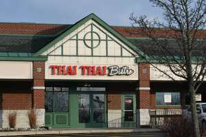 Thai Thai Bistro at 2309 Nott Street in Shop Rite Square at on Wednesday Dec. 7, 2016 in Niskayuna, N.Y. (Michael P. Farrell/Times Union)