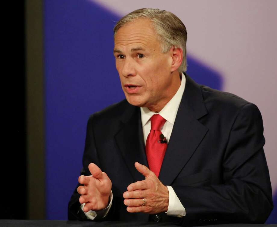 Gov. Greg Abbott said he is 'confident' the plan will 'help ad- vance … stable reforms to Texas' current foster care system.' Photo: Andy Jacobsohn / 20021402A